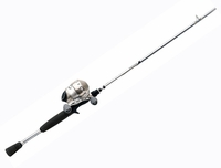 Zebco 33602M 33 Authentic Spincast Combo