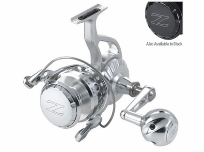 ZeeBaas ZX20RB Z-Rough Reel Full Bail 2.0 Spool
