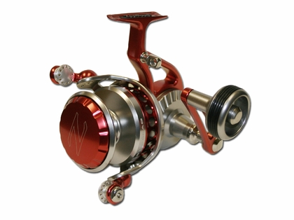 ZeeBaas ZX22RD Red Reel Dual Pickup 2.25 Spool