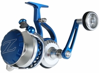 ZeeBaas ZX27RSBLU Blue Spinning Reel Single Pickup 2.75 Spool