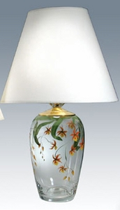 "24"" Large Ming Vase Lamp"