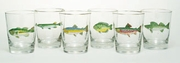 Set of 6 Highball 13 oz. Bar Glasses