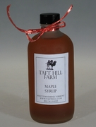 Taft Hill Farm Maple Syrup 8 oz.