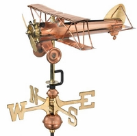 Airplane Weather Vane, Garden Size | Super Sale