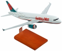 America West A320 Model