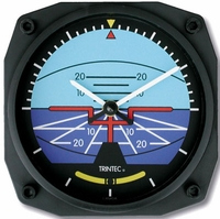 Attitude Indicator Wall Clock - Save 27%
