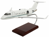 Challenger 601 Model Airplane