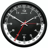 Dual Time Wall Clock