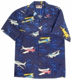 General Aviation Aloha Shirt
