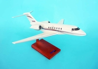 Hawker 4000 Model Airplane