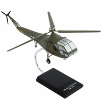 R-4 Hoverfly Model Helicopter