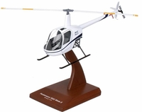 Robinson R-22 Model Helicopter