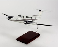 Super King Air 200 Model Airplane