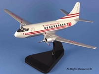Trans World Airlines Martin 404 Model Airplane