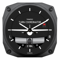 Turn & Bank Instrument Wall Clock