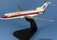 United Airlines Boeing 727 Model Airplane