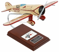 Wedell Williams Red Lion Racer Model Airplane