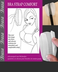 BRA ACCESSORIES, BRA STRAP COMFORT PADS, BRA STRAP CONVERTERS & EXTENDERS, NIPPLE COVERS, LINGERIE TAPES