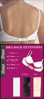 Bra Extenders for 1 Hook Bras