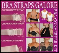 Bra Strap Clear Conversions Kit
