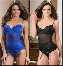 Bustier Set Escante #33710