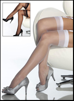 Coquette XL Stockings