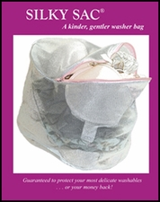 Silky Sac for Fine Washables
