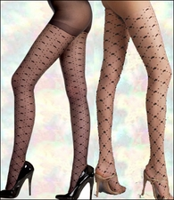Diamond Star Pantyhose