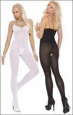 Queen Size Bodystocking Opaque