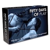 Fifty Days Of Play Dvd Game