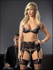 GARTER BELTS, GARTERBELT SETS & GARTERED LINGERIE