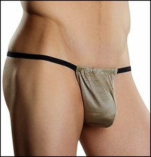 Men's G-String Soft Rayon Swag