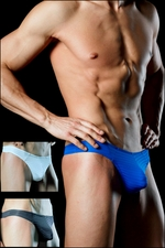 Men's G-Thong Horizontal Lines