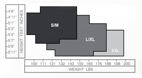 Miss O Brand Size Chart & Images