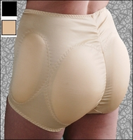 Padded Panty Butt & Hip  (4 Pads)
