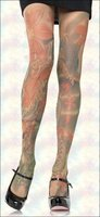 Pantyhose Tattoo Pattern