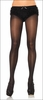 Plus Size Sheer to Waist Opaque Tights