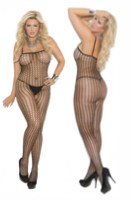 Queen Size Bodystocking Crochet Net