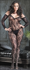 PLUS SIZE HOSIERY, QUEEN SIZE HOSIERY  STOCKINGS, PANTYHOSE & BODYSTOCKINGS