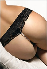 Pearl Panty Queen Size