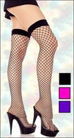 Queen Size Stockings Industrial Net
