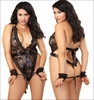 Queen Size Teddy with Restraints