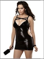 Queen Spanking Chemise & Paddle