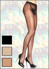 Sheer To Waist  Pantyhose without Cotton Crotch Panel