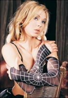 Spider Web Arm Warmers