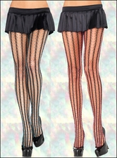 Pantyhose Two-Tone Thorn Net