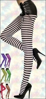 Tights Opaque Stripes