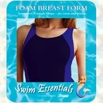 Water Safe Foam Breast Form