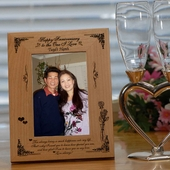 Anniversary Picture Frame for You Loved One