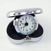 Heart Travel Alarm Clock